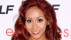Snooki shows off her weight loss at a Self event: has she gone too far?
