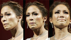 J-Lo Weeps as movie Booed in Berlin