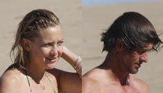 Kate Hudson in Hawaiian romance with hot Australian golf pro