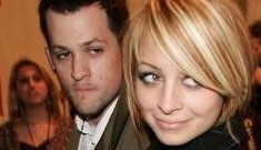 Nicole Richie Gets Serious
