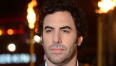 Sacha Baron Cohen pulls out of Freddie Mercury bio-pic: who could replace him?!