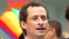 Anthony Weiner, aka Carlos Danger, was still sexting ladies after his 2011 scandal