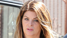 Leah Remini's ex stepmom on Kirstie Alley: 'she's a big fat bully'