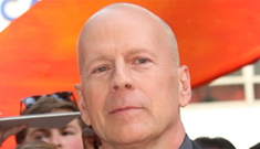 Bruce Willis acts rude & ungrateful to journo while promoting 'RED 2′: wtf?