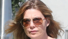 Ellen Pompeo steps out with 3-year-old Stella Ivery in LA: super-cute?