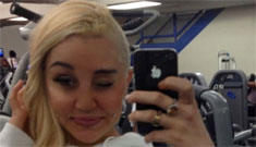 Amanda Bynes' parents are trying to obtain a conservatorship over her