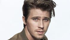 Garrett Hedlund rejected offer to play Christian Grey in '50 Shades': good idea?