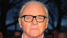 Anthony Hopkins stopped drinking at 37: 'I have a choice, change or die, grow or go'