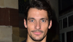 David Gandy is already done with Samantha Barks, says he's 'single at the moment'
