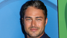 Taylor Kinney vs Blair Underwood at NBC Upfronts: who would you rather?