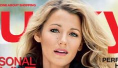Blake Lively: 'Work is important, but my greatest passion is my personal life'