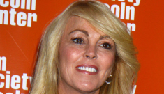 Dina Lohan attends Lindsay's film premiere, demands special treatment at benefit