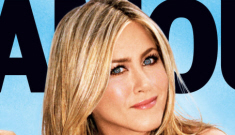 Jennifer Aniston on her maternal instincts: 'I've done it all throughout my life'