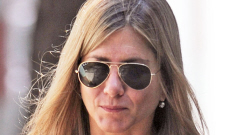 Jennifer Aniston's stripper diet: 'On a cheat day I had to have a kale chip'