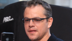Matt Damon agrees to have a beer with his biggest fan-girl, Benedict Cumberbatch
