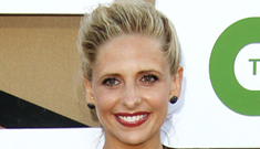 Sarah Michelle Gellar: 'My daughter thinks I get my hair done for a living'