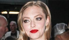 Amanda Seyfried & Sharon Stone premiere 'Lovelace' in NY: who looked better?