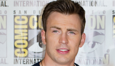 Chris Evans set to make his directorial debut in '1:30 train': good news?