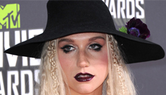 Ke$ha claims that she showers four times a day: is she full of crap?