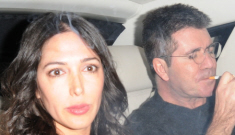 Lauren Silverman 'loves all of the attention' she's getting with Simon Cowell