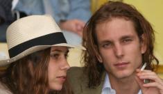 Andrea Casiraghi & Tatiana Santo Domingo to marry in Monaco on August 31