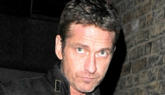 Is Gerard Butler being considered for Batman in the 'Man of Steel' sequel?