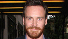 Michael Fassbender gets sexy with Penelope Cruz in new 'Counselor' clips: hot?
