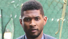 Usher says his son is 'doing well' after accident, will his ex regain custody?