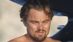Leo DiCaprio vacations, flyboards in Ibiza with Toni Garrn, Vladimir Doronin