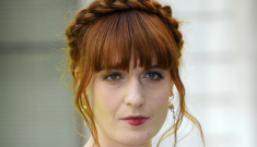 Star: Florence Welch is a boozehound, her band wants to do an 'intervention'