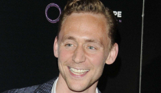 Tom Hiddleston will voice Captain Hook in 'The Pirate Fairy' & he sings too