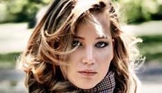Jennifer Lawrence's full Vogue spread revealed: 'I always knew I'd be famous'