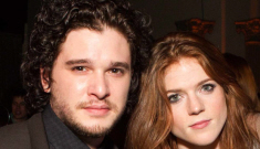Kit Harington & Rose Leslie (GoT's Jon Snow & Ygritte) broke up in real life
