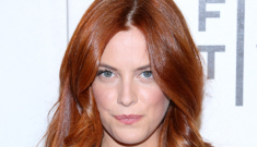 Riley Keough is so scared of Twihards, she's reunited with her ex, Alex Pettyfer