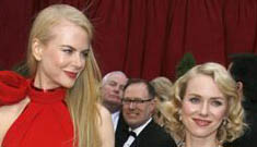Naomi Watts is definitely pregnant; fashion roundup (update: pictures)