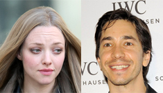Amanda Seyfried & Justin Long are hooking up now: weird couple?