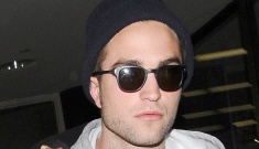 Robert Pattinson parties with Mischa Barton & Michelle Rodriguez: bad idea?