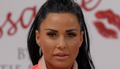 Katie Price had emergency C-section 8 weeks early, gave birth to son Jett Riviera