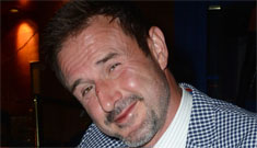 David Arquette: 'I'm a drinker,   I drink a lot… people are   going to be cruel'