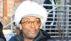 Spike Lee credits God with the outcome of the election