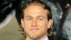 Charlie Hunnam is the new Christian Grey frontrunner for '50 Shades' movie