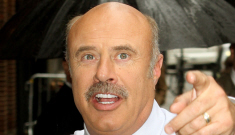 Dr. Phil tweeted about consent & alcohol, everyone freaked out: fair or unfair?