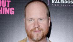 Joss Whedon on female narratives, it's 'just Choosing Boyfriends: The Movie'
