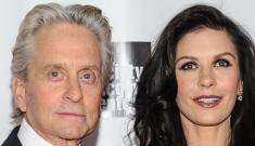 Are Catherine Zeta-Jones & Michael Douglas set to announce their divorce?