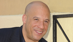 Vin Diesel suits up for his walk of fame ceremony: would you hit it?