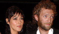 People: Monica Bellucci & Vincent Cassel separate 'by mutual agreement'