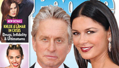People: Michael Douglas & Catherine Zeta-Jones have unofficially separated