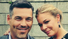 LeAnn Rimes sang 'Amazing Grace' for four presidents yesterday: ugh or amazing?