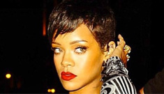 Rihanna dresses down, stops begging for attention: what's going on?