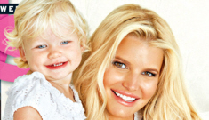 Jessica Simpson: 'I am just one of those pregnant women who gains a lot of weight'